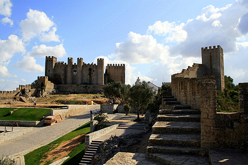 Mediaeval Walled Town of Obidos
